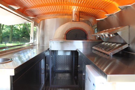 Vehicles And Vintage Conversions Dragon Ovens